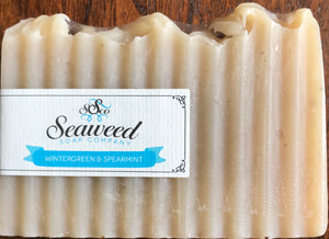 Wintergreen and Spearmint Soap