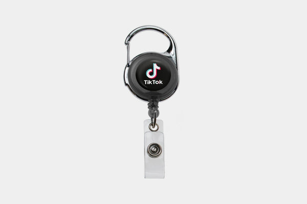 Accessories - Custom Printed Carabiner Badge Reels
