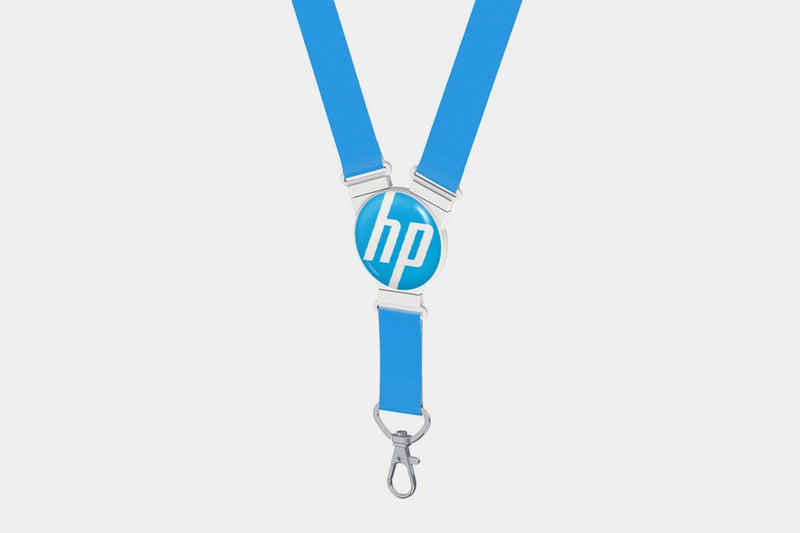 Accessories - Custom Printed Snap Lanyards - Round