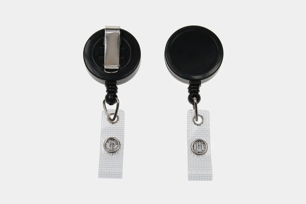 Conference Badges - Badge Reels (Pack Of 10)