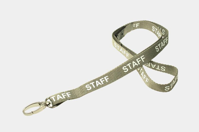 Conference Badges - Staff Lanyards (Pack Of 10)