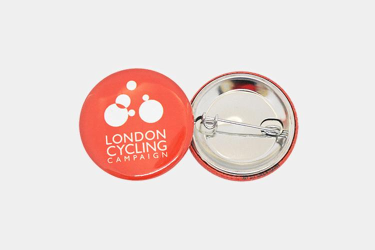 Enamel Badges - 32mm Button Badges