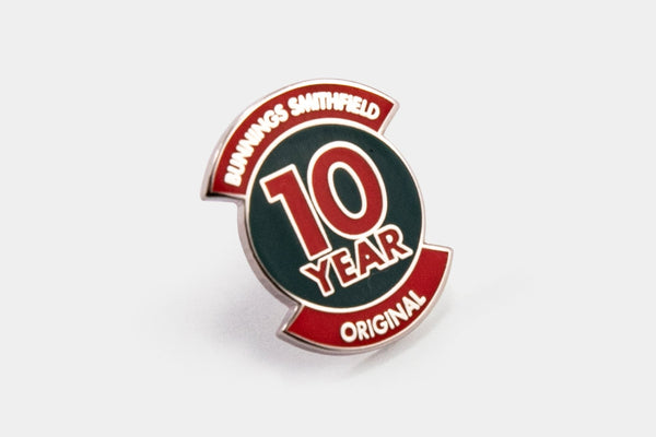 Enamel Badges - Hard Enamel Badges - 30mm