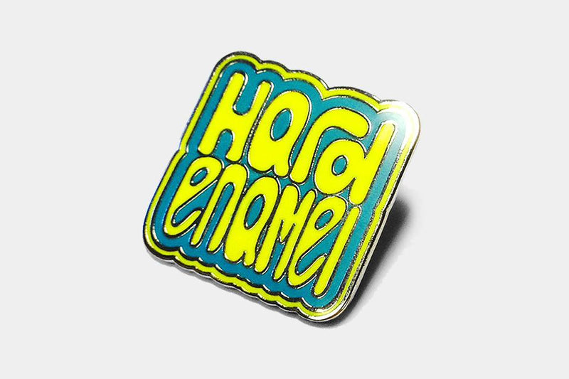 Enamel Badges - Hard Enamel Badges - 35mm