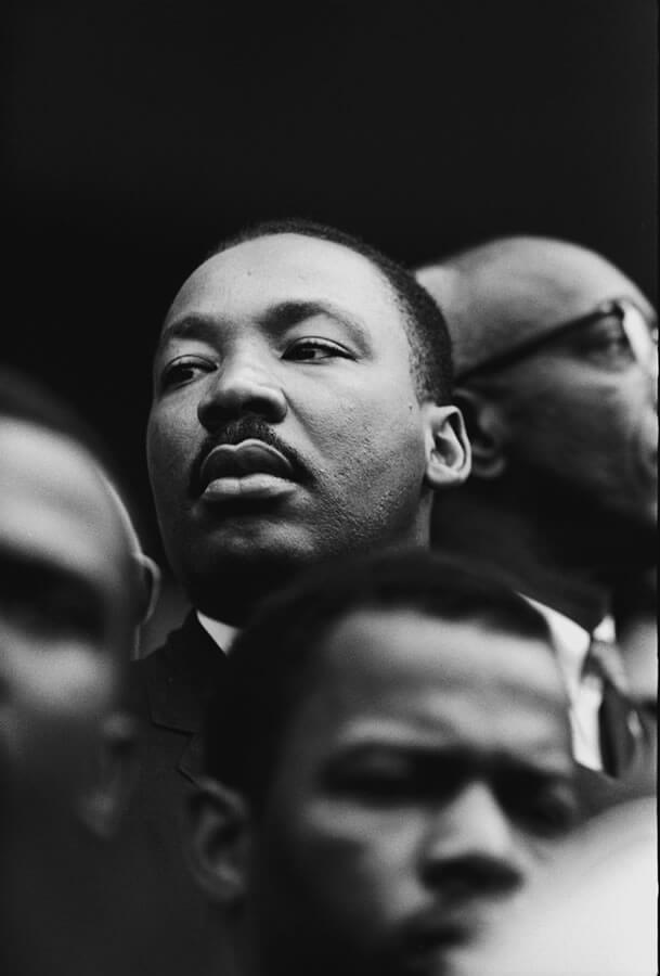 In the 60s : Photographer Steve Schapiro Captured The Legacy Of Civil Rights Leader Martin Luther King Jr.'s