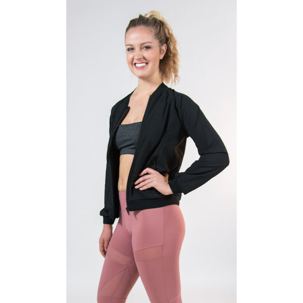 Bomber Jacket - Brooke Taylor Active