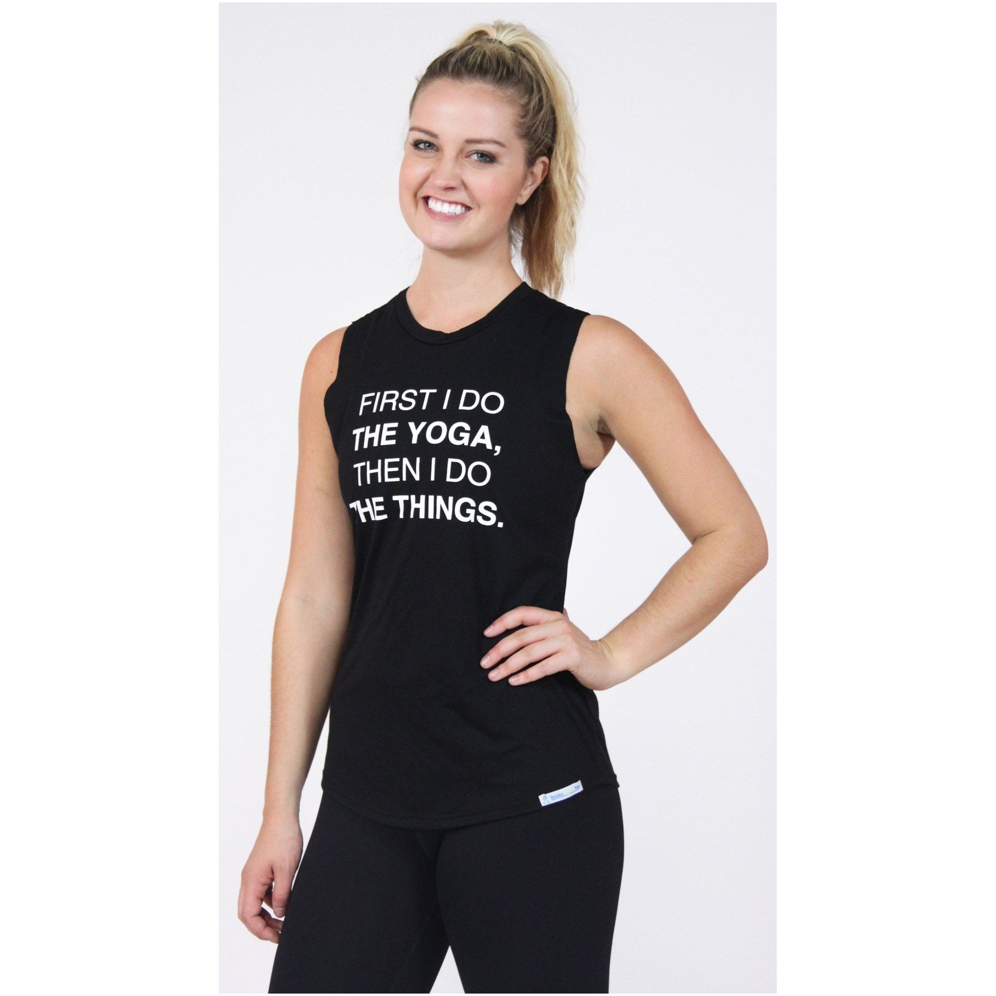 First I do Tee - Brooke Taylor Active