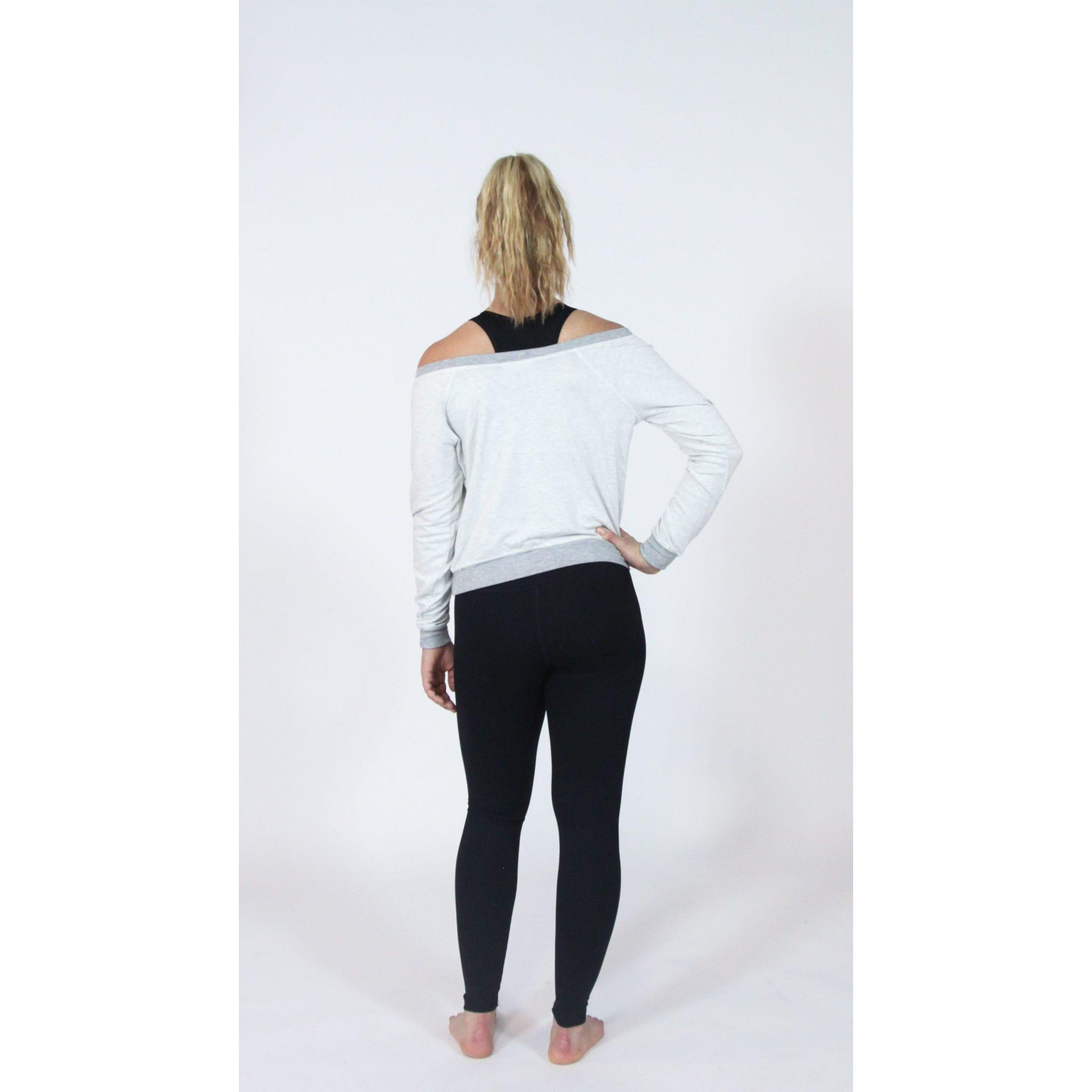 """Turn heads"" Sweater - Brooke Taylor Active"
