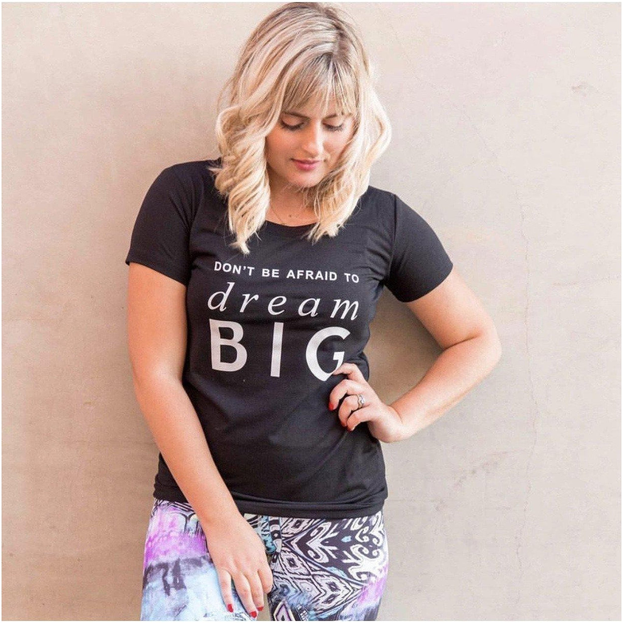 """Dream Big"" Tee"