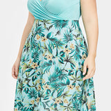 Plus Size Women's Clothing - Plus size Dress