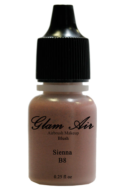 Glam Air Airbrush Blush Sienna  Water-based Makeup B8