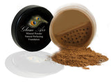 Glam Air Mineral Foundation, Natural Perfection Powder Foundation Compare with Bare Minerals and MAC Mineralize ( Medium)