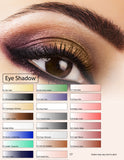 Glam Air Airbrush Bright Coral  Eye shadow Sparkles Water-based Makeup E20
