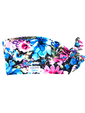 Hawaiian Floral 3-inch headband