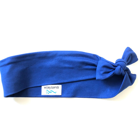 Royal Blue 2-inch headband