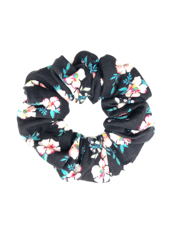 Sweet Floral Scrunchie
