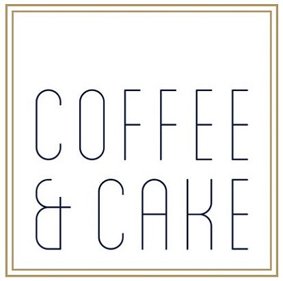 Coffee & Cake Logo