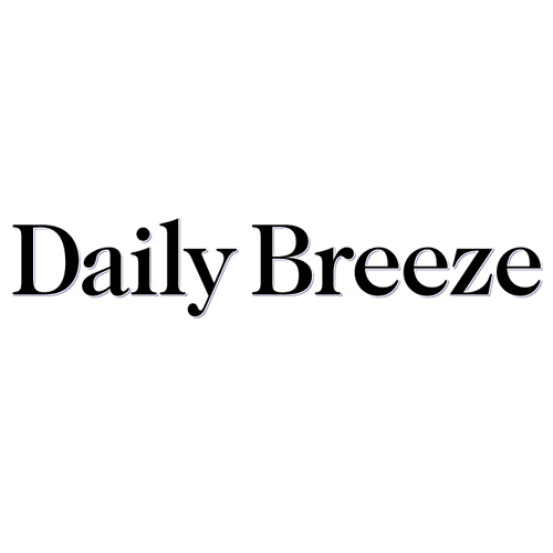 Daily Breeze Logo