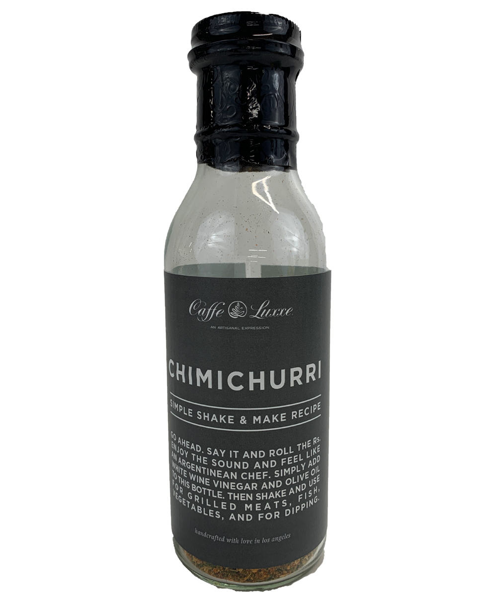 Chimichurri (Individual bottle) - Shake and Make at Home