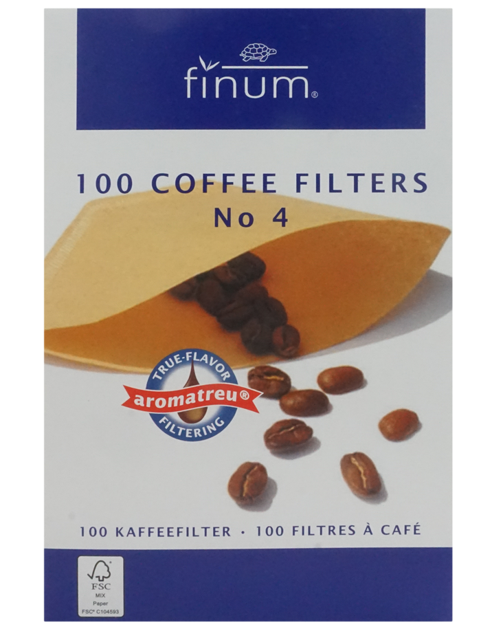 Finum #4 Coffee Filters