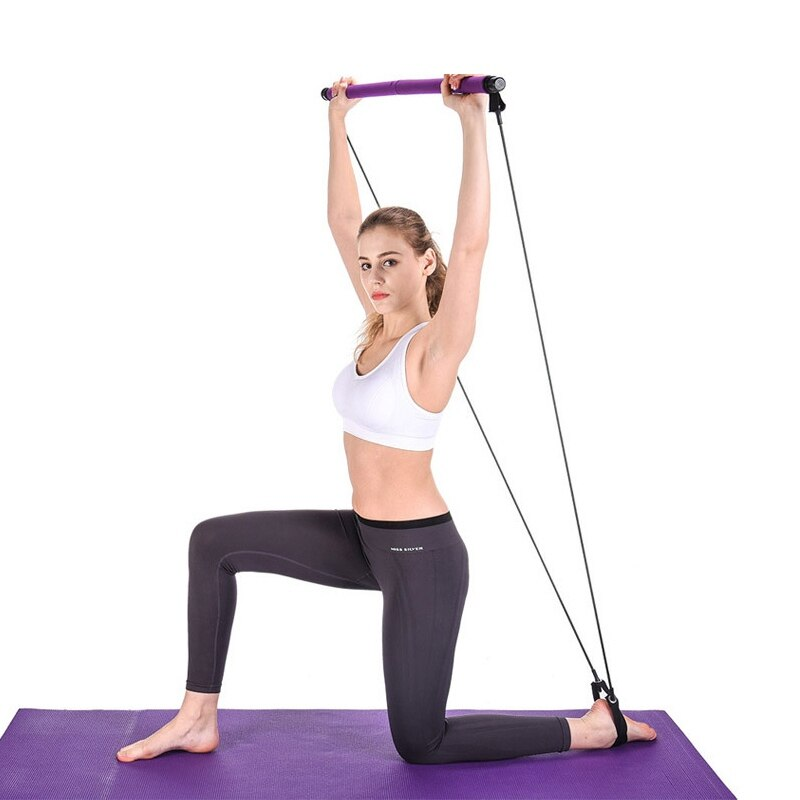 Best-stretch-bands-barbel-bar-barbell-resistance-bands-resistance-tubes-pilates-exercise-rope-resistance-bands-with-handles-resistance-bands-for-legs-resistance-band-bar