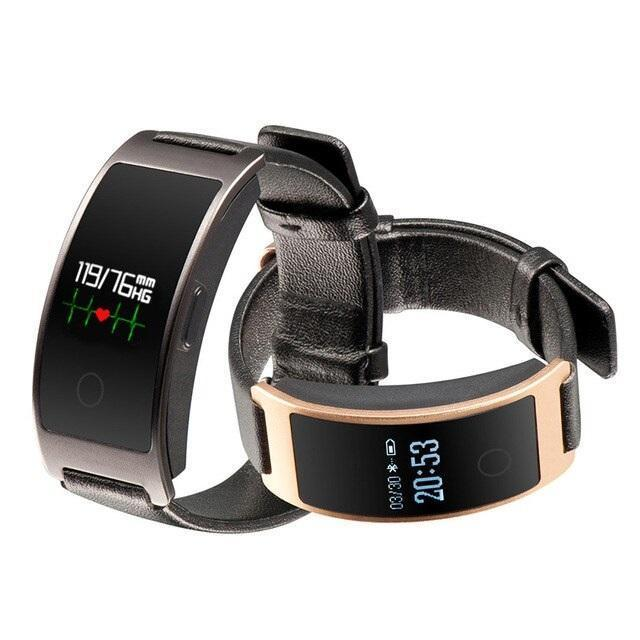 HeartyPro™ Blood Pressure Smart Watch and Heart Rate Monitor
