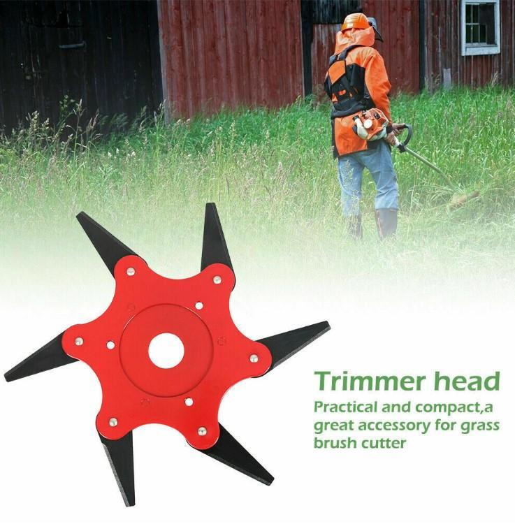 Universal-6Blades-Steel-Trimmer-Head