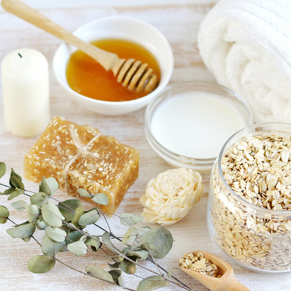 The Benefits of Oatmeal in Soap