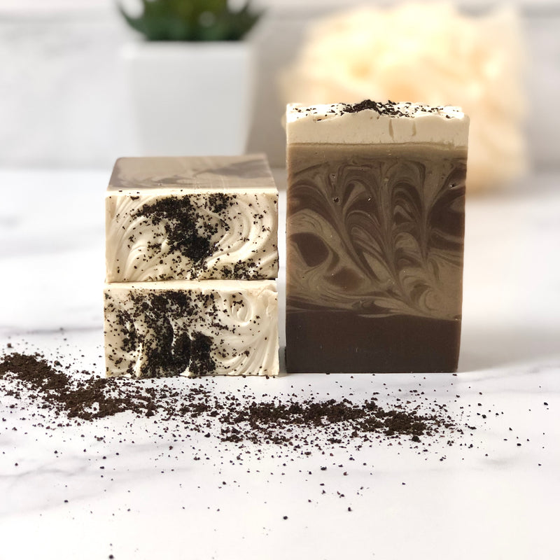 Cafe Caramel Handcrafted Soap