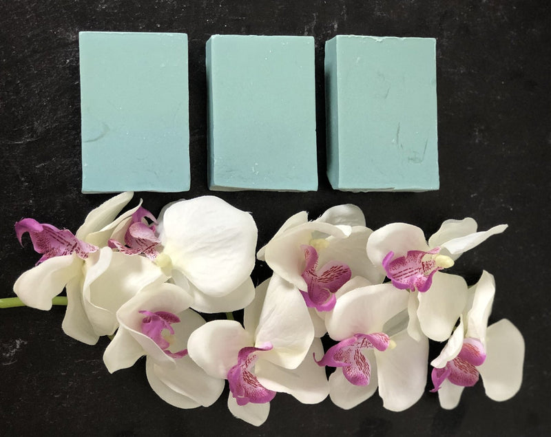 Water Orchid Handcrafted Goat Milk Soap