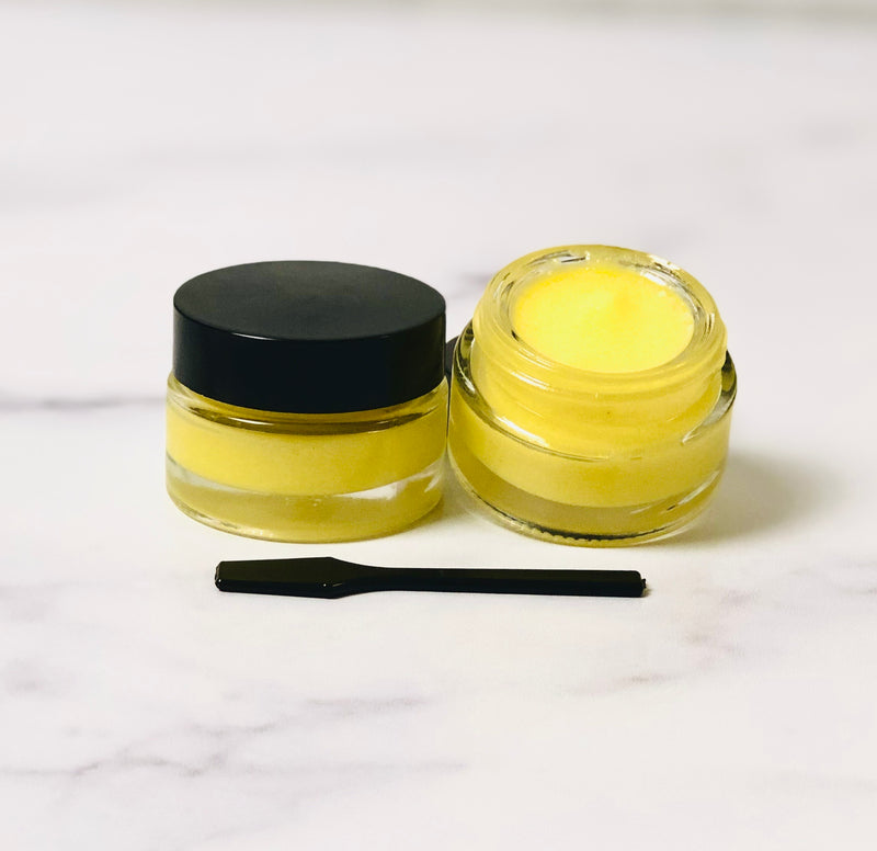 Sweet Buttercream Argan & Avocado Lip Polish