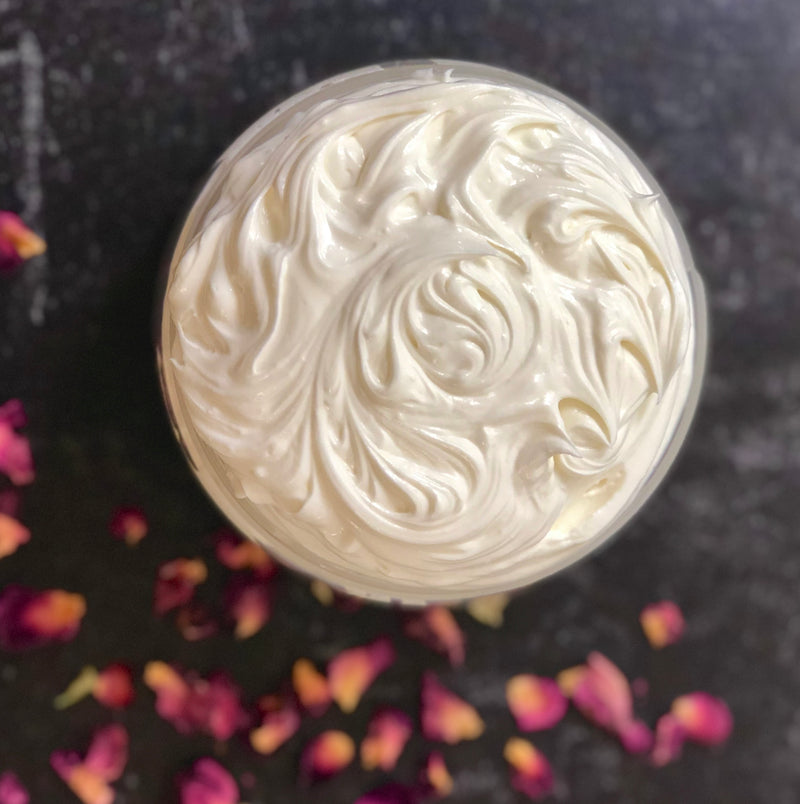 Warm Vanilla Sugar Whipped Body Butter