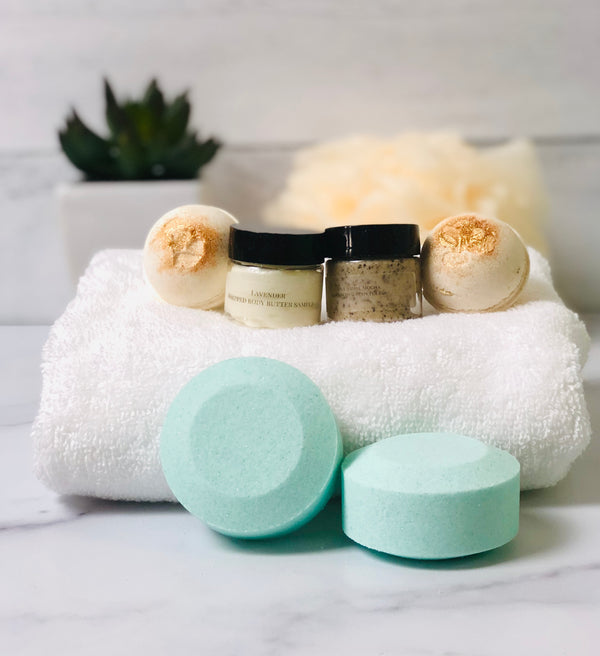 Self-Care Sampler Set