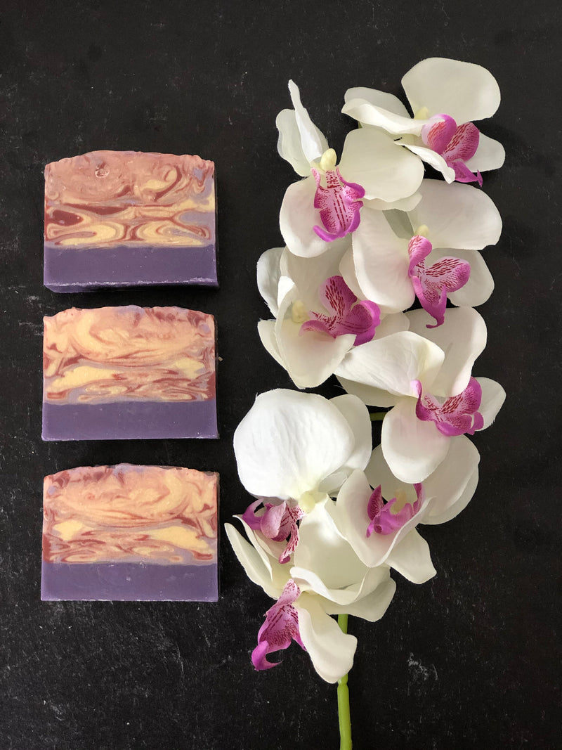 Sugar Plum Handcrafted Soap Bar