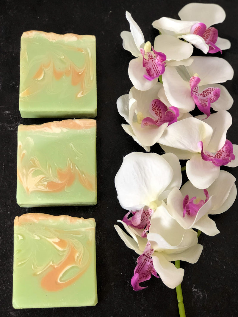 Margarita Lime Handcrafted Soap