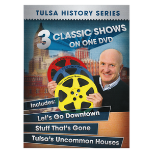 3 Classic Tulsa Shows on 1 DVD