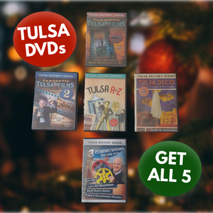 "Ultimate ""Tulsa Lovers"" 5 DVD set"
