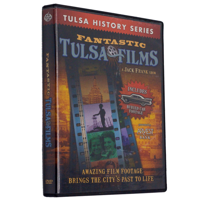 Fantastic Tulsa Films - Volume 1