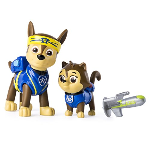 Paw Patrol - Pup-Fu Chase and Kitty - Rescue