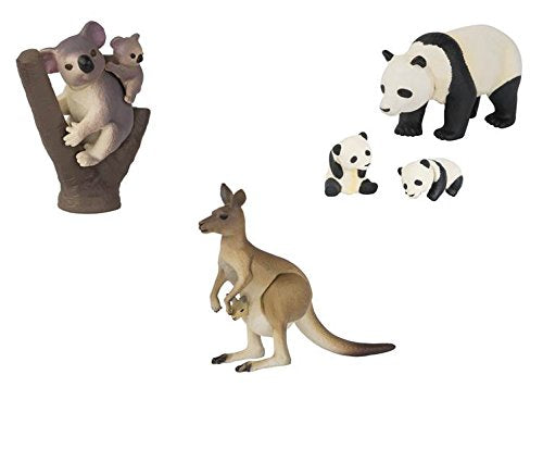 ANIA Safari Animal Set Figure (3