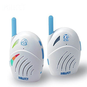 XINYADA Wireless Digital Audio Baby Monitor 2-way Talk with Battery & Electricity