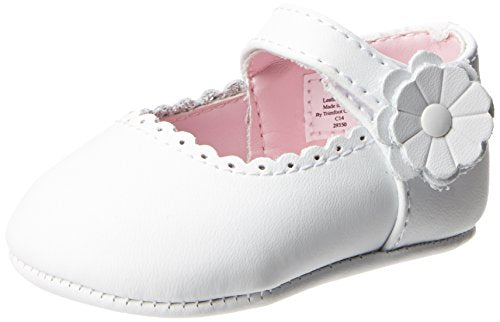 Baby Deer Leather SM Ballet Flat
