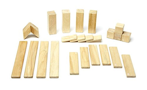 24 Piece Tegu Magnetic Wooden Block