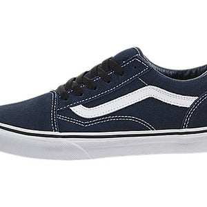 Vans Kids Dress Blue/True White Old Skool