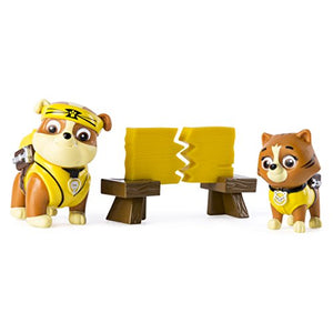 Paw Patrol - Pup-Fu Rubble and Kitty - Rescue