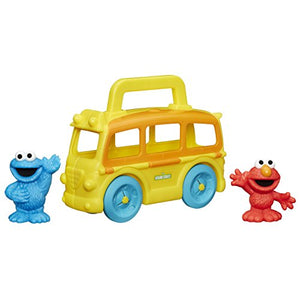 Sesame Street Elmo On the Go