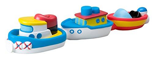 ALEX Toys Rub a Dub Magnetic Boats in the
