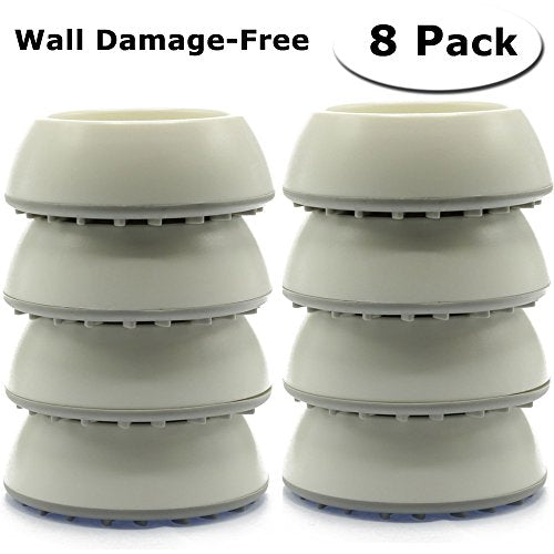 4 Pack Wall Protector for Pressure Gates & Pet Gates, Make Baby Gates More Stable & Secrue, Saver for Wall