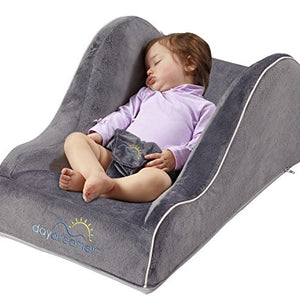 hiccapop Day Dreamer Sleeper Baby Lounger Seat for Infants - Travel Bed - Bassinet
