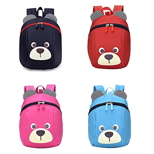 Baby Bag - Backpack for Kids - Toddler Back Pack - Baby Leash - Cool Backpacks - By MNM